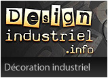 Mobilier design industriel